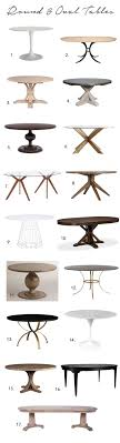 30 Inch Round Kitchen Table 17 Best Ideas About Round Dining Tables On Pinterest Round