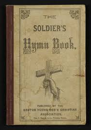 hymn book cover