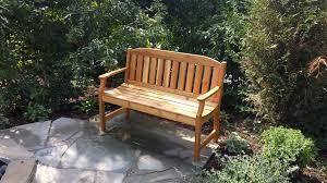 wallingford garden bench