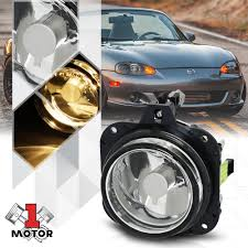 1999 Mazda Miata Fog Light Replacement Details About Lh Rh Oe Style Replacement Bumper Fog Light For 01 06 Mazda Miata Mpv Tribute