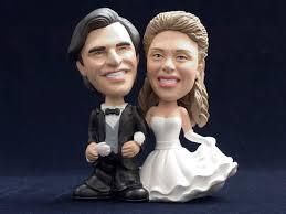 Custom Wedding Cake Topper Bobbleheads I