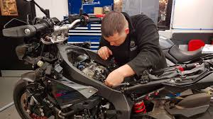 Image result for LEARN REPAIR MOTORBIKE ON THE ROAD TOUR