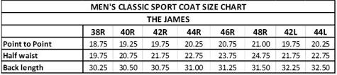 The James Herringbone Pinstripe Sport Coat By Allen Edmonds