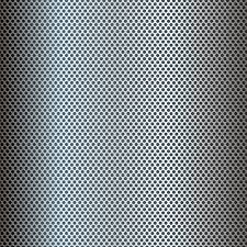 Metal Pattern New Silver Perforated Metal Texture Background Vector Free Download
