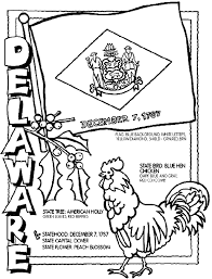 Small Picture Delaware State Bird Coloring Page gallery for delaware state