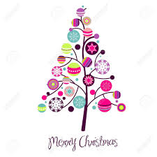 Pink Christmas Tree Clip Art Google Search Contemporary