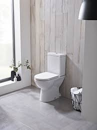 Tavistock Ion Comfort Height Wc Cistern Soft Close Toilet Seat