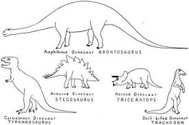Small Picture Free Dinosaur Coloring Pages for Kids