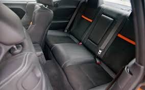 2012 Dodge Challenger Srt8 Back Interior Photo #41977450 ...