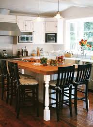 Exceptional 5ft Off White Kitchen Island With Butcher Block Top  Smart Trays, Wow!!