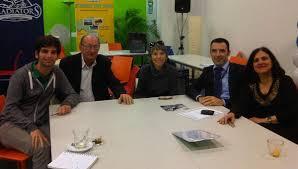 Edoardo Secchi, CEO of Italie France Group, Visits JCU | John ...
