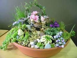 fairy garden container ideas. Indoor Garden Containers Image Of Fairy Container Ideas