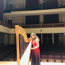 Hire Jenna Hunt Music - Harpist in Denver, Colorado