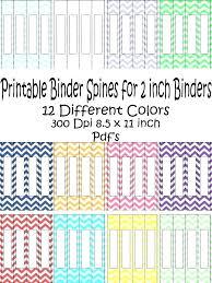 1 Inch Binder Spine Template Word 1 Inch Binder Spine Template Mykleeneze Co