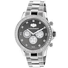 luxurman liberty watches luxurman liberty mens diamond watches genuine diamond watches for men 2ct luxurman liberty watch swiss quartz