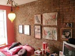 Small Picture Brick Wall Bedroom Pinterest Teens Room Bedroom Wonderful Girl