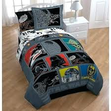 Star Wars Bed Set Full Bedding Twin Kids Furniture Bedroom Home ...