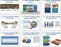 Powerpoint Business Introduction Template