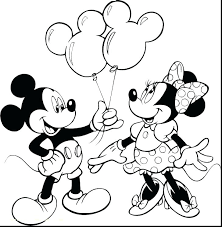 Free Colouring Pages Mickey Mouse Clubhouse Mickey Mouse Birthday