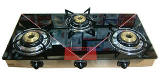 gas stove top burners.  Gas Blow Hot  3 Burner Gas Stove To Top Burners