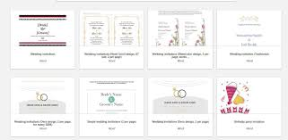 Microsoft Office Wedding Invitation Template Microsoft Word Templates For Home And Personal Projects