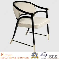 china luxury italian style high quality leather side chair dining chair china dining chair wood chair