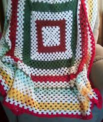 Basic Granny Square Pattern Custom Easy Granny Square Crocheting Instructions