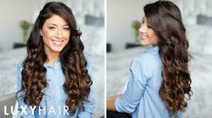 Hairstyle Curls how to curl your hair in 5 minutes youtube 7949 by stevesalt.us