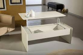 white lift top coffee table ikea