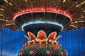 Wallpaper : carousel, backlight ...