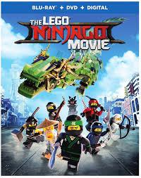 Blu-ray Review - The LEGO Ninjago Movie (2017)