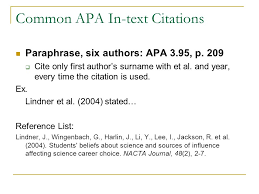 How To Cite A Quote In Apa Stunning ALEC 48 Seminar APA Style Intext Citations Objectives Discuss