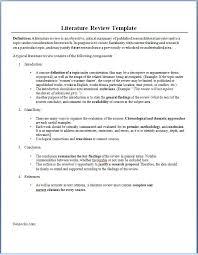 Lit Review Literature Review Template Writemyessayforme10 Com