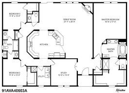 21 best triple wide floor plans images on clayton homes