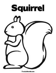 Small Picture 237x237 Custom Printed Squirrel Shaped Magnets 20 Mil Animal