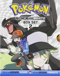 pokemon black and white box set includes volumes hidenori pokemon black and white box set 2 includes volumes 9 14 hidenori kusaka satoshi yamamoto 9781421577746 com books