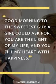 90 good morning messages to text to an