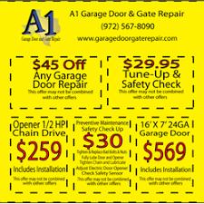 a1 garage door serviceA1 Garage Door and Gate Company  Garage Door Services  Flower