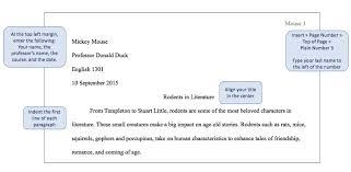 Title Mla Mla Format And Mla Citation Format Guide Mla Sample Paper