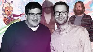 Amazing Stories Showrunners Adam Horowitz and Eddy Kitsis Share What  They're Binging