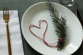 Simplify Your Holidays: Easy \u0026 Gorgeous Christmas Table Settings ...