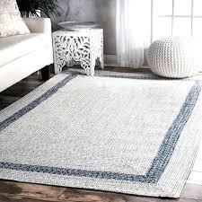 nuloom braided rug nuloom braided rug 8x10