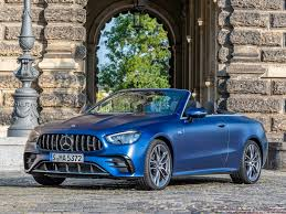 🚙what's the difference vs 2019 amg e53 convertible? Mercedes Benz E53 Amg Cabriolet 2021 Pictures Information Specs