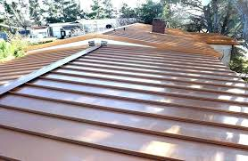 standing seam copper roof standing seam copper roof standing seam copper penny standing seam copper roof