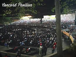 Concord Pavilion Lawn Seating Chart Concord Pavilion Reviews Concord California Skyscanner