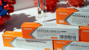 3 doses of Sinovac is better than mixing with Pfizer: Turkish minister -  Nikkei Asia