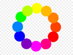 Red Color Wheel Chart Red Circle