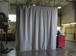 sound proof curtains as room divider