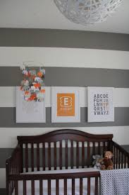 Orange And Teal Bedroom 17 Best Images About Nursery Ideas On Pinterest Yellow Gray