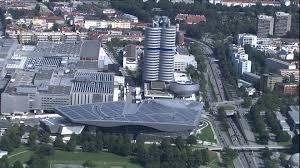Bmw World Olympic Park Munich Germany Hd Stock Video 941 332